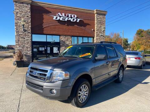 2011 Ford Expedition for sale at Auto Depot - Smyrna in Smyrna TN