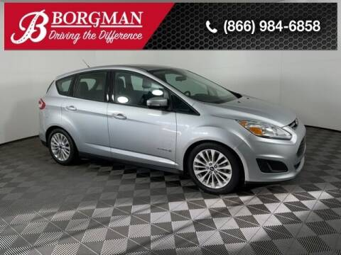 2018 Ford C-MAX Hybrid for sale at BORGMAN OF HOLLAND LLC in Holland MI