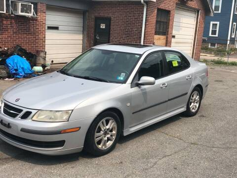 2006 Saab 9-3 for sale at Emory Street Auto Sales and Service in Attleboro MA
