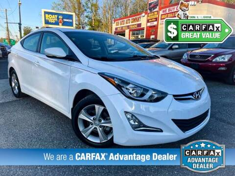 2016 Hyundai Elantra for sale at High Rated Auto Company in Abingdon MD