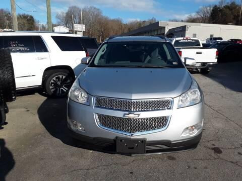 2012 Chevrolet Traverse for sale at Auto Villa in Danville VA