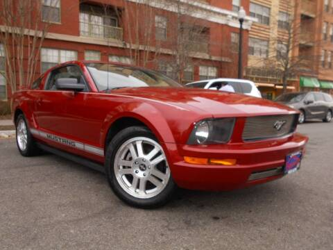 2008 Ford Mustang for sale at H & R Auto in Arlington VA