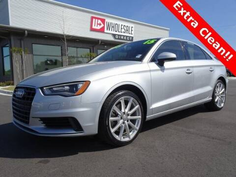 2015 Audi A3 for sale at Wholesale Direct in Wilmington NC