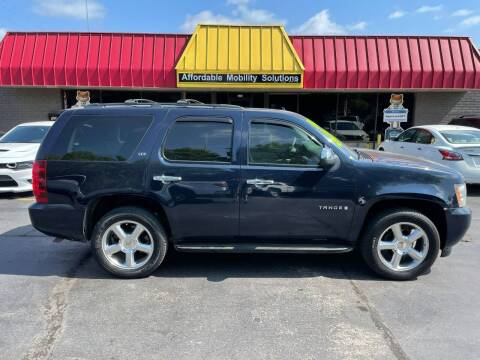 2007 Chevrolet Tahoe for sale at Affordable Mobility Solutions, LLC - Standard Vehicles in Wichita KS