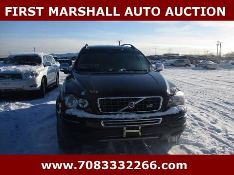 2008 Volvo XC90 for sale at First Marshall Auto Auction in Harvey IL