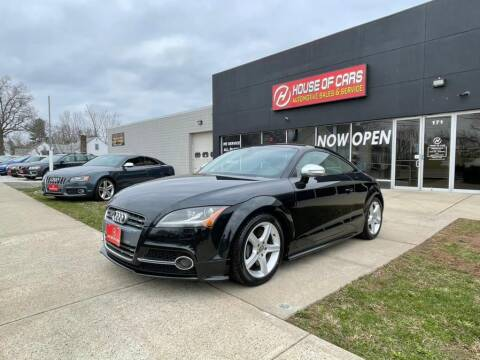 2011 Audi TTS for sale at HOUSE OF CARS CT in Meriden CT