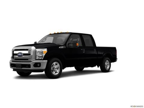 2013 Ford F-250 Super Duty for sale at Moser Motors Of Portland in Portland IN