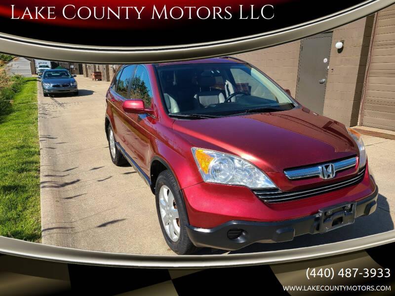 2008 Honda CR-V for sale in Mentor, OH