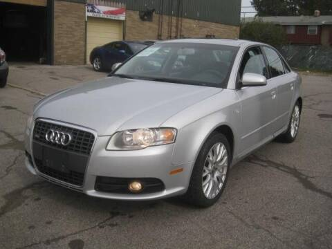 2008 Audi A4 for sale at ELITE AUTOMOTIVE in Euclid OH