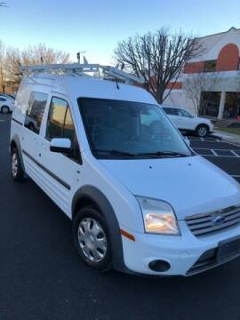 2012 Ford Transit Connect for sale at SEIZED LUXURY VEHICLES LLC in Sterling VA