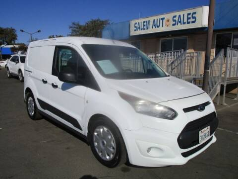2014 Ford Transit Connect Cargo for sale at Salem Auto Sales in Sacramento CA