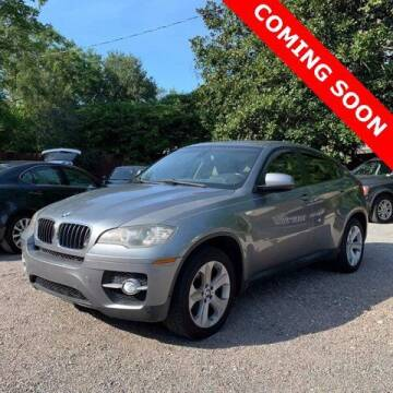2009 BMW X6 for sale at Monster Cars in Pompano Beach FL