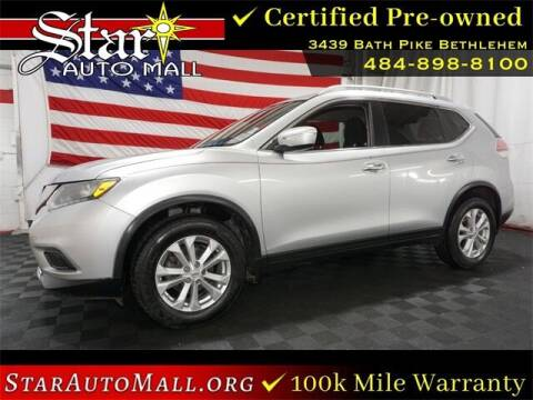 2015 Nissan Rogue for sale at STAR AUTO MALL 512 in Bethlehem PA