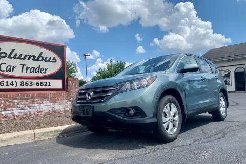 2012 Honda CR-V for sale at Columbus Car Trader in Reynoldsburg OH