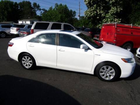 2007 Toyota Camry Hybrid for sale at American Auto Group Now in Maple Shade NJ