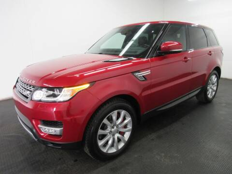 2015 Land Rover Range Rover Sport for sale at Automotive Connection in Fairfield OH