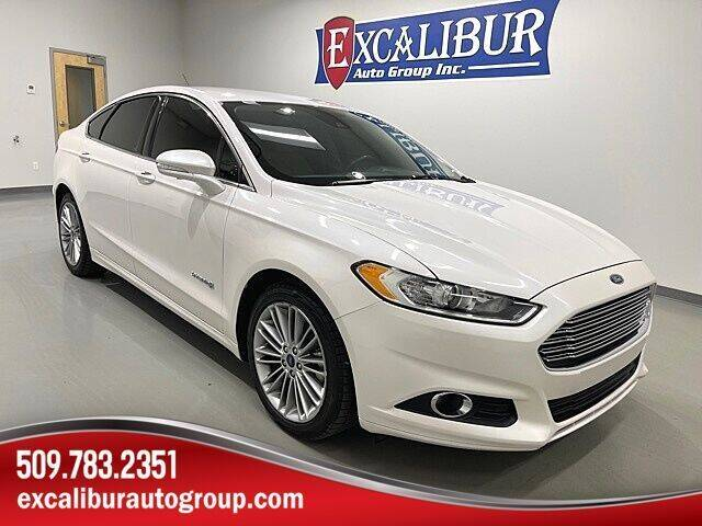 2013 Ford Fusion Hybrid for sale in Kennewick, WA