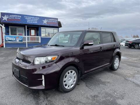 2015 Scion xB for sale at All American Auto Sales LLC in Nampa ID