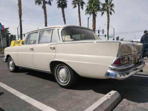 1961 Mercedes-Benz S-Class for sale at Classic Car Deals in Cadillac MI