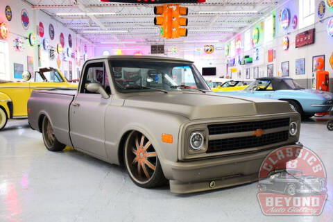 1971 Chevrolet C/K 10 Series for sale at Classics and Beyond Auto Gallery in Wayne MI