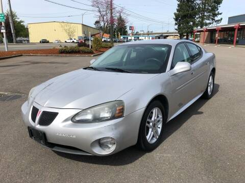 2006 Pontiac Grand Prix for sale at South Tacoma Motors Inc in Tacoma WA