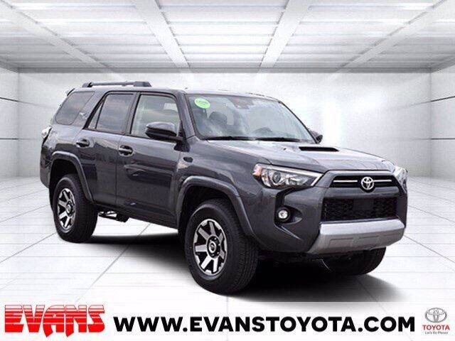 2021 Toyota 4Runner for sale in Fort Wayne, IN