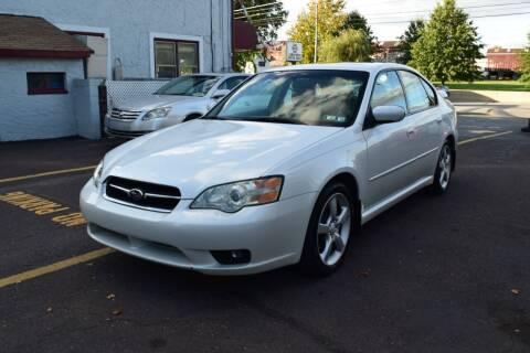 2007 Subaru Legacy for sale at L&J AUTO SALES in Birdsboro PA