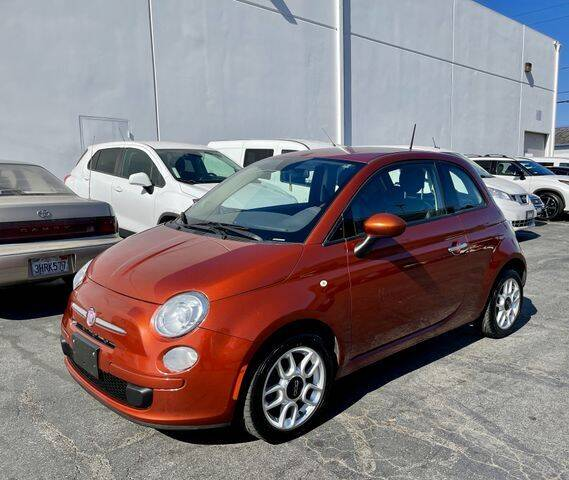 2014 FIAT 500 for sale at Prime Sales in Huntington Beach CA