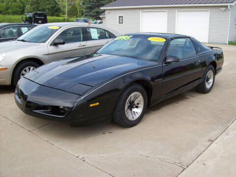 1992 Pontiac Firebird for sale at Summit Auto Inc in Waterford PA