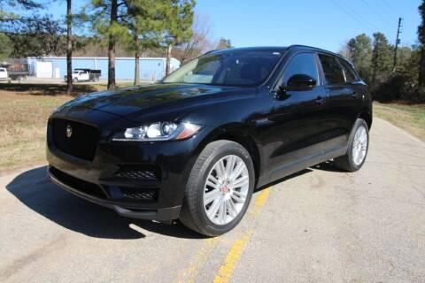 2017 Jaguar F-PACE for sale at Oak City Motors in Garner NC