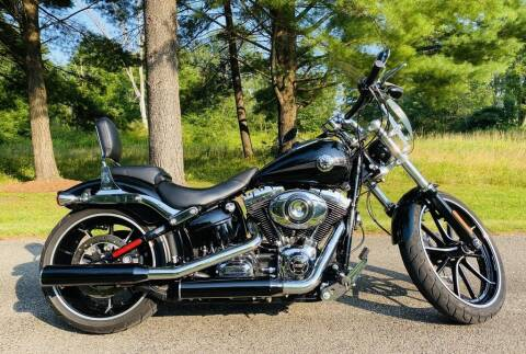 2014 Harley-Davidson® FXSB - Softail® Breakout& for sale at Street Track n Trail in Conneaut Lake PA