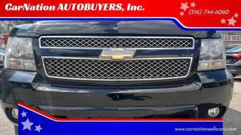 2010 Chevrolet Suburban for sale at CarNation AUTOBUYERS, Inc. in Rockville Centre NY