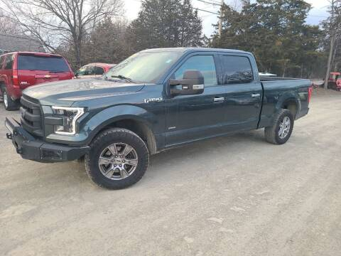 2015 Ford F-150 for sale at B & B GARAGE LLC in Catskill NY
