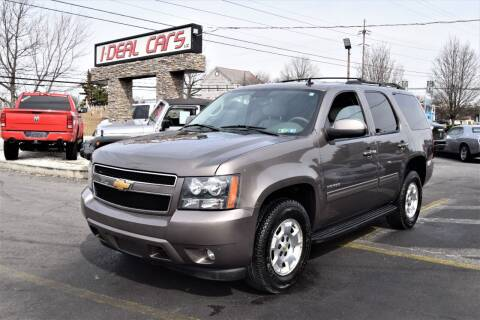2013 Chevrolet Tahoe for sale at I-DEAL CARS in Camp Hill PA