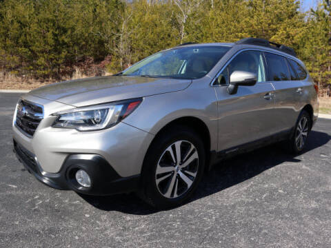 2019 Subaru Outback for sale at RUSTY WALLACE KIA OF KNOXVILLE in Knoxville TN