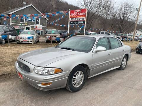 2004 Buick LeSabre for sale at Korz Auto Farm in Kansas City KS