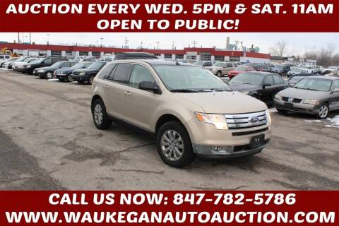2007 Ford Edge for sale at Waukegan Auto Auction in Waukegan IL