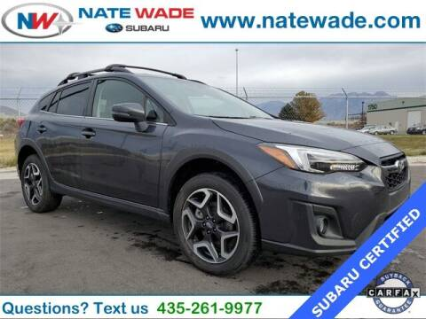 2019 Subaru Crosstrek for sale at NATE WADE SUBARU in Salt Lake City UT