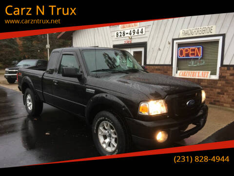 2010 Ford Ranger for sale at Carz N Trux in Twin Lake MI