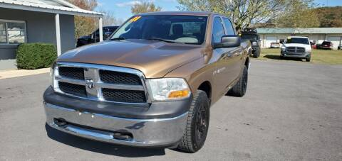 2011 RAM Ram Pickup 1500 for sale at Jacks Auto Sales in Mountain Home AR