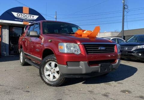 2006 Ford Explorer for sale at OTOCITY in Totowa NJ