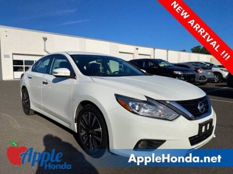 2018 Nissan Altima for sale at APPLE HONDA in Riverhead NY