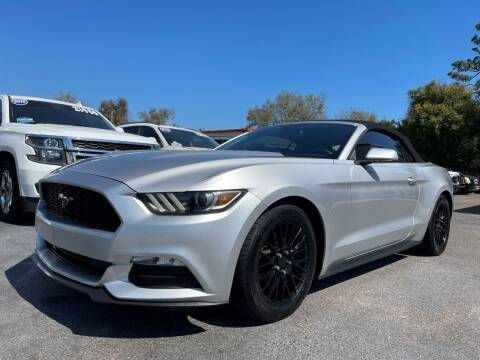 2016 Ford Mustang for sale at Upfront Automotive Group in Debary FL