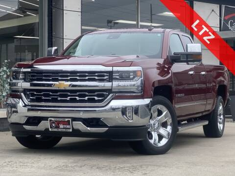 2017 Chevrolet Silverado 1500 for sale at Carmel Motors in Indianapolis IN