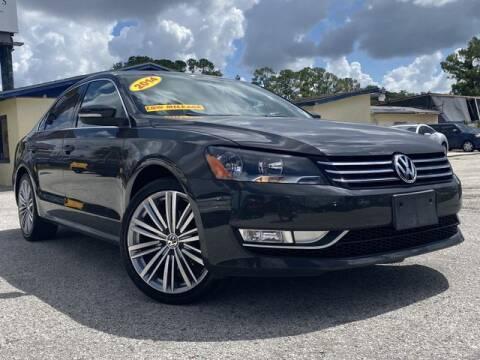 2014 Volkswagen Passat for sale at AUTOPARK AUTO SALES in Orlando FL