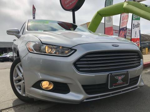 2014 Ford Fusion for sale at Auto Express in Chula Vista CA
