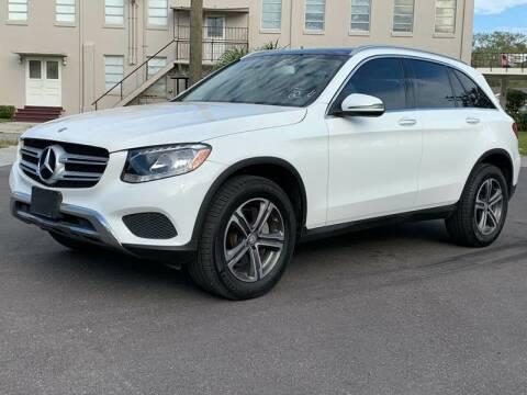 2016 Mercedes-Benz GLC for sale at Consumer Auto Credit in Tampa FL