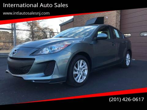 2012 Mazda MAZDA3 for sale at International Auto Sales in Hasbrouck Heights NJ