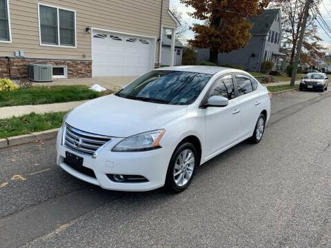 2013 Nissan Sentra for sale at Jordan Auto Group in Paterson NJ