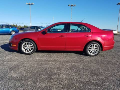 2011 Ford Fusion for sale at MnM The Next Generation in Jefferson City MO